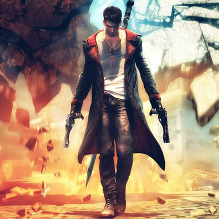 DmC: Devil May Cry Cinematic Image